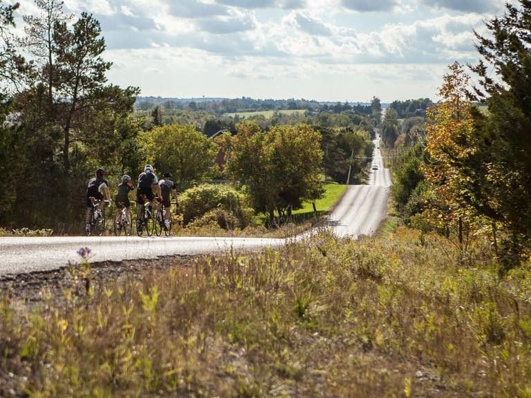 Peterborough and the Kawarthas Road Cycling