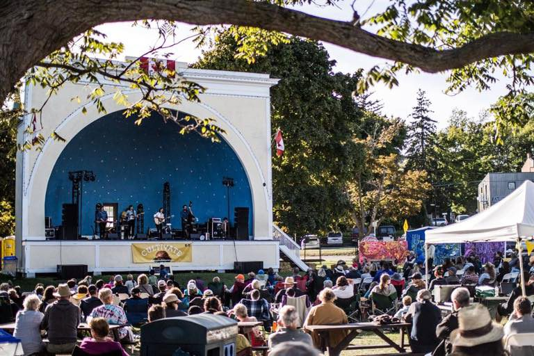 Cultivate: A Festival of Food and Drink in Port Hope, Ontario