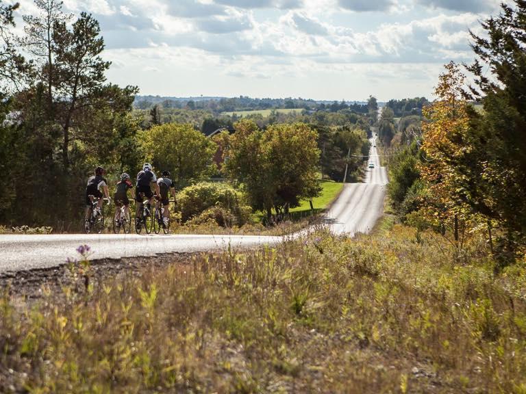Peterborough and the Kawarthas Road Cycling